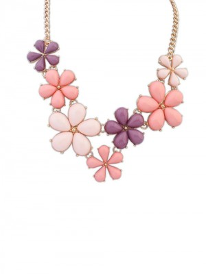 Occident Fleurs Sweet Vente chaude Colliers