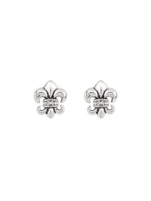 Occident Hyperbolic Personality Knight Stud Vente chaude Boucles d'oreilles