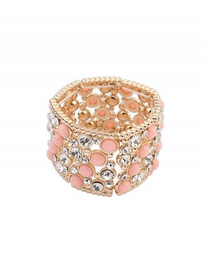 Occident Modeable Wide Version Elasticity Vente chaude Bracelet