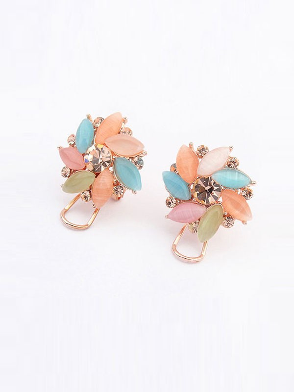 Occident Modeable Boutique Collision Color Vente chaude Ear Clip
