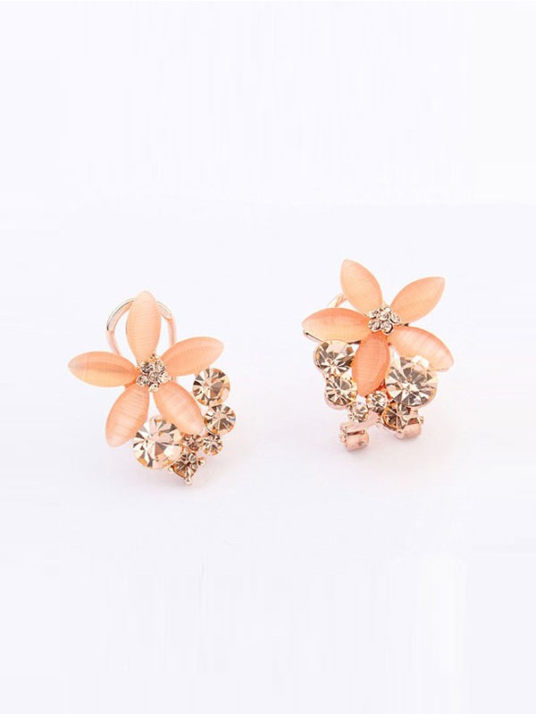 Occident Boutique Five Petal Vente chaude Ear Clip